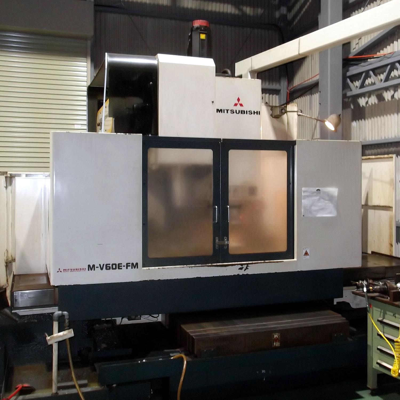三菱重工業 立形マシニングセンター(M-V60E-FM)